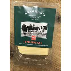 200g Sliced Emmental