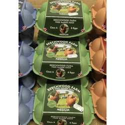 Beechwood Farm Eggs (6 pack)