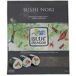 Blue Dragon Sushi Nori Sheets 11g