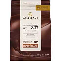 Callebaut Milk Chocolate Callets 2.5kg