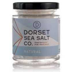 Dorset Sea Salt Co. Natural Salt 125g