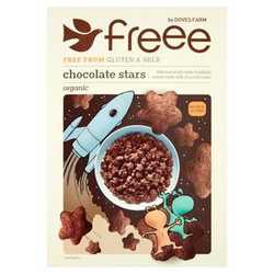 Doves Farm Gluten Free Chocolate Stars 300g