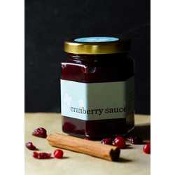 Honesty Bakery Cranberry Sauce 220g