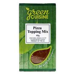 Pizza Topping Mix 40g