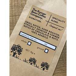 Signature Blend Whole Bean Coffee 1kg
