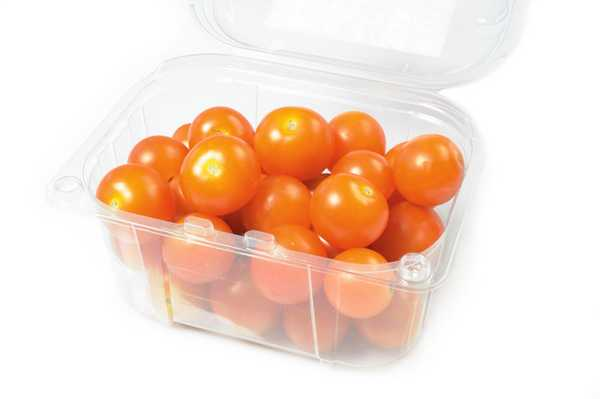 Red Cherry Tomatoes (punnet)