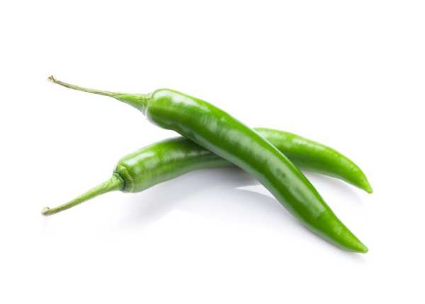 Green Chilli (each)