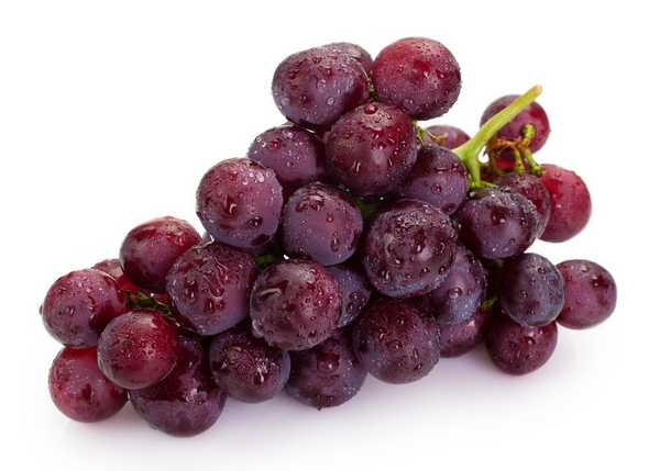 500g Red Grapes