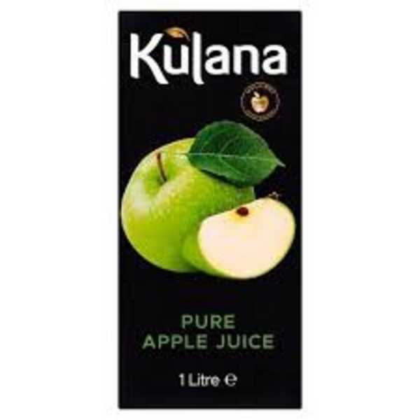 Kulana Apple Juice (from concentrate) 1 litre