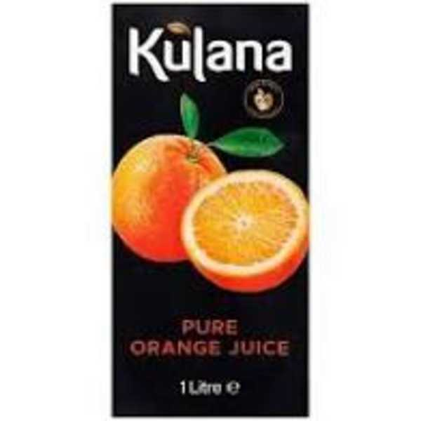 Kulana Orange Juice (from concentrate) 1 litre