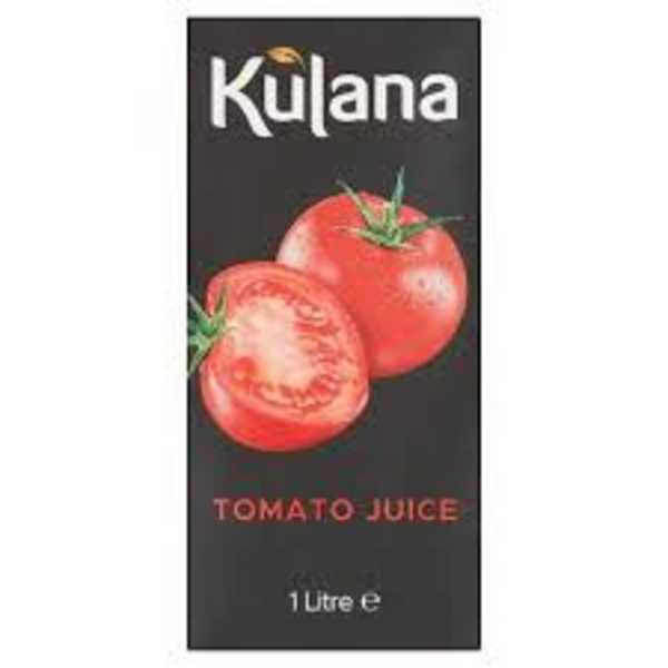 Kulana Tomato Juice (from concentrate) 1 litre