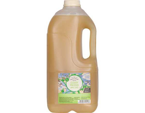 Fresh Apple Juice 2.27 litre
