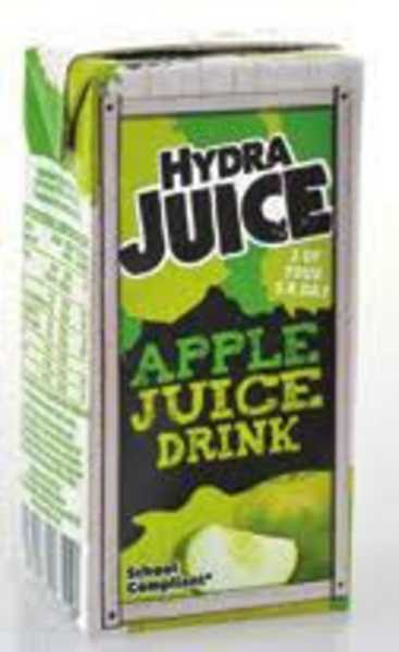 **Hydra Juice Apple 24 x 200ml (school compliant)