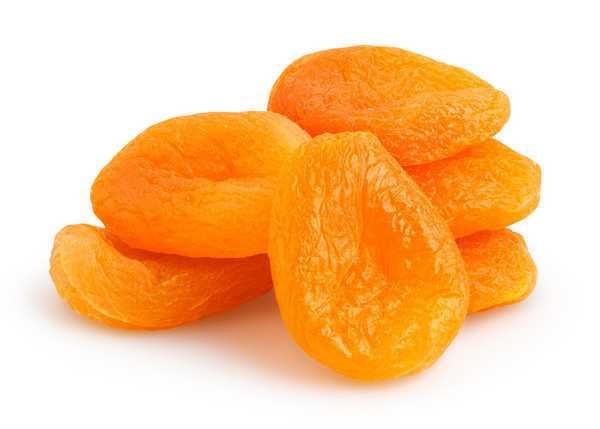 Dried Apricot Garland 250g
