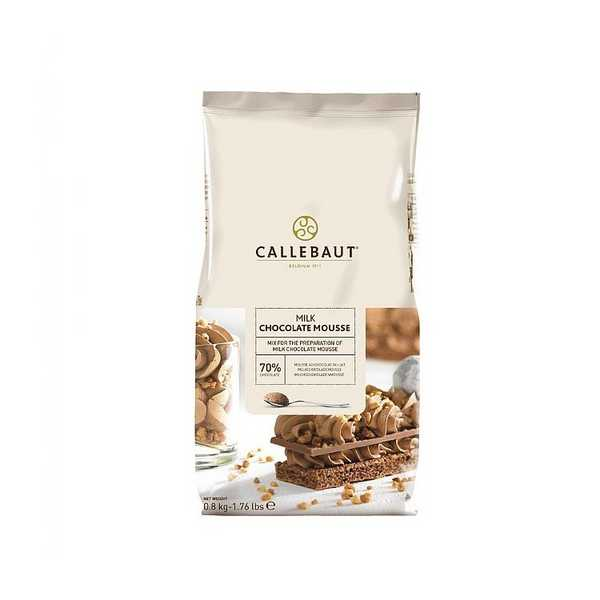Callebaut Chocolate Mousse 800g