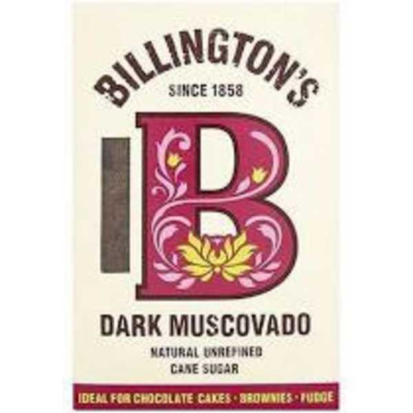 Billington's Dark Muscovado Sugar 500g