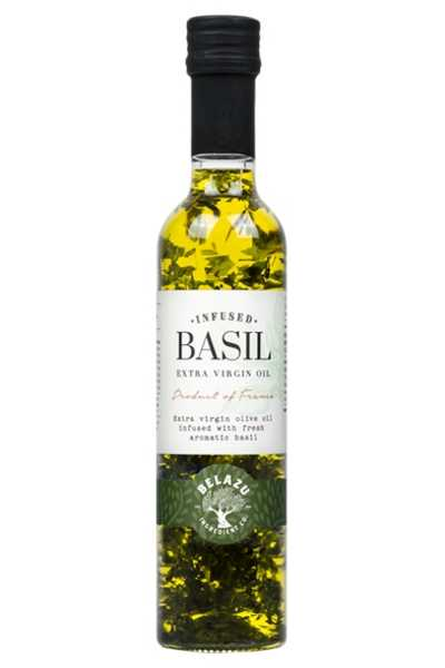 Belazu Extra Virgin Basil Infused Oil 250ml